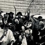 Spettacolo pirati