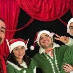 Lo spettacolo di Natale di Mago Gigi