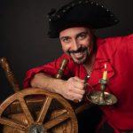 festa pirati mago Gigi